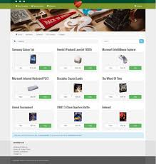 product layout bootstrap responsive template jesse for oscommerce bootstrap open