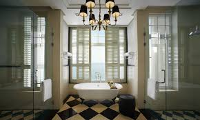 ps gurney s inn magical place east of nyc polina studio corner suite bathroom at e o hotel penang style and design