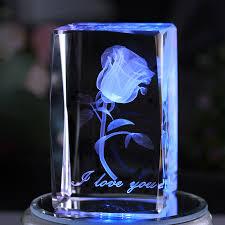anniversary ornaments aliexpress buy luminous carving ornaments