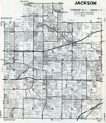 Michigan Township Map by Porter County Indiana Genweb Jackson Township Maps