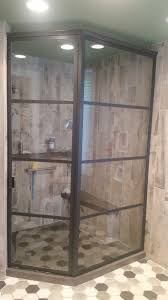Shower Doors Unlimited Chicago Framed Glass Shower Doors Chicago Framed Shower Glass