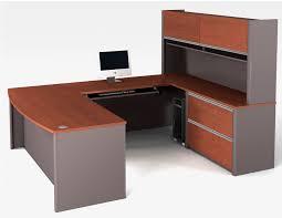 bestar innova u shaped workstation desk u shaped desk ikea multi functional and large desk for office within