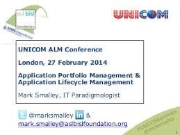 application portfolio management linkedin