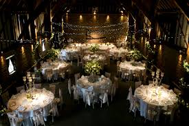 Christmas Parties In Kent - cooling castle barn