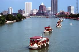 packet boats on genesee river rochester ny rochester home town