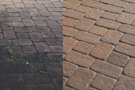 Sealing A Paver Patio by Nj U0026 Pa Paver Repair Experts Cleaning Pavers Tutorial