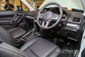 subaru forester price subaru forester sj facelift 2016 interior image in malaysia