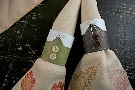 pilgrim thanksgiving napkin rings crafts by amanda