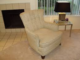 Design Ideas For Chair Reupholstery How To Reupholster An Chair Affordable Modern Home Decor
