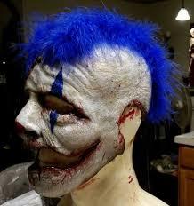 Joker Halloween Mask Deluxe Joker Latex Clown Mask By Blood Line Designs Mad About Horror