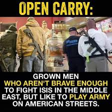 Carry On Meme - image open carry meme grown men who arent brave enough to fight