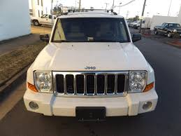 commander jeep 2007 jeep commander 4wd 4dr limited suv for sale in norfolk va