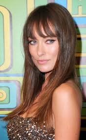 womens haircuts for strong jaw the best bangs for a square face shape hair world magazine