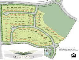 Double Map Bluhawk Homes Overland Park Plat Map
