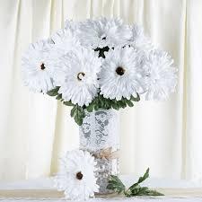 wedding flowers in bulk artificial flowers bulk inspirational 28 silk gerbera