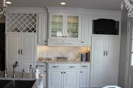 aspect cabinetry maple painted tundra with oxford door style