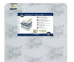 How To Clean A Crib Mattress by Serta Tranquility Comfort Crib And Toddler Mattress