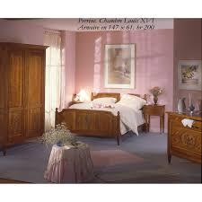 chambre en merisier chambre perrine louis xvi merisier meubles de normandie