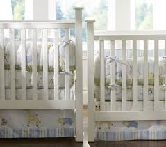 Mini Crib Vs Regular Crib Kendall Low Profile Convertible Crib Pottery Barn