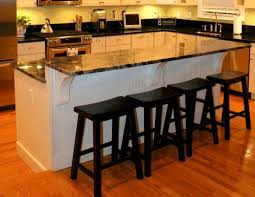 multifunctional kitchen with two island brown wooden island