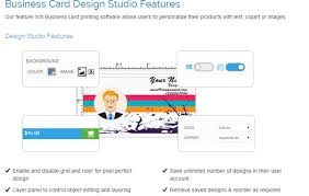 Business Card Printing Software What All Online Tools Are Available To Visualize Business Card