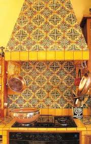 cocina antigua bernal mexico talavera tile available here http