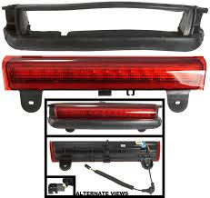 2006 hyundai sonata 3rd brake light replacement amazon com high mount stop lights brake tail light assemblies