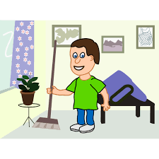 Cleaning House Cleaning Lady Cartoon Free Download Clip Art Free Clip Art