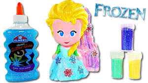 disney frozen design a vinyl elsa doll fun diy crafts for kids