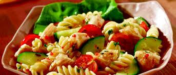 chicken u0026 pasta salad