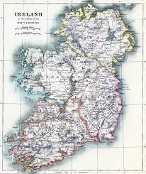 Map Ireland Ireland Maps
