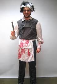 Butcher Halloween Costume Sweeney Todd Costume Creative Costumes