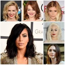 6 best celebrity lob hairstyles for 2016 2016 hairstyles and