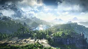 The Witcher 3 World Map by Witcher 3 World Building Gdc Slides Neogaf