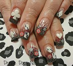 3d nail art las vegas you u0027ll need the magnifying glass nails to