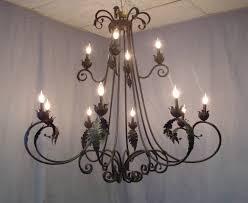 lodge chandelier wrought iron u0026 antler chandeliers u0026 lighting rustic tuscan
