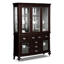 dining room hutches american signature furniture esquire dining room buffet and
