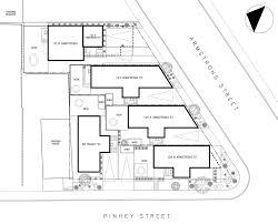 multi unit floor plans the hintonburg six multi unit development by colizza bruni