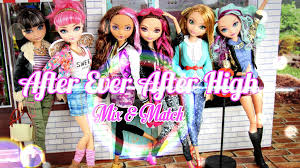 Ever After High Dolls Where To Buy Diy Custom Doll After Ever After High Mix U0026 Match Handmade
