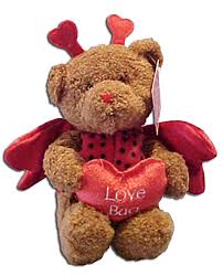valentines day teddy bears cuddly collectibles gund valentines day bug teddy bears