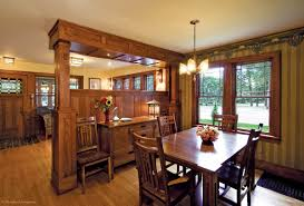 Bungalow Dining Room by Bungalow Interior Photos Fine Homebuilding