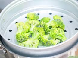 comment cuisiner le brocolis 4 ères de cuire des brocolis à la vapeur wikihow