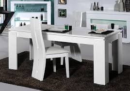 High Gloss Extending Dining Table Collection In White Gloss Dining Table And Chairs White Gloss