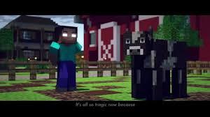 minecraft jeep wrangler top 5 minecraft songs animations parodies minecraft song