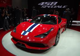 fastest ferrari ferrari 458 speciale live photos and video from frankfurt