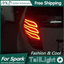 2015 chevy sonic tail light akd car styling for chevrolet spark tail lights 2010 2014 new spark