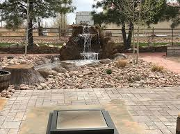 Recon Walls by Retaining Wall Water Feature Outdoor Kitchen U0026 Outdoor Living