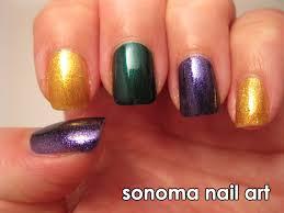 mardi gras nail sonoma nail mardi gras nails