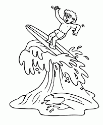 summer surfing coloring pages summer coloring pages girls