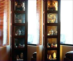 Kitchen Curio Cabinet Wall Mounted Curio Cabinet Superb Wall Mounted China Cabinet Wall